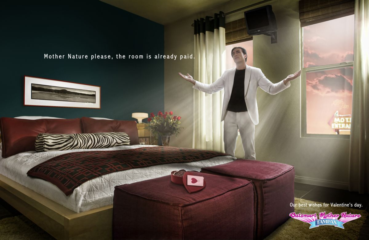 Furniture advertising slogans - Motel Ad
