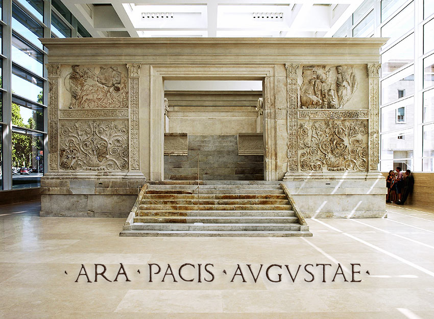 buy online 4bb87 227a5 AWOL - The Ancient World Online: Ara Pacis Augustae Online