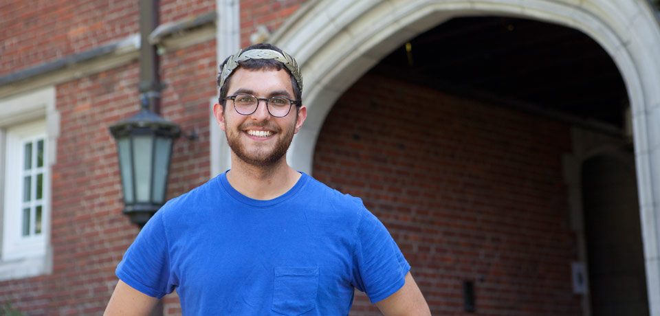 Reed College alumni Jacob Cantor