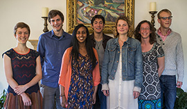Reed College students Presidential Scholars for 2014