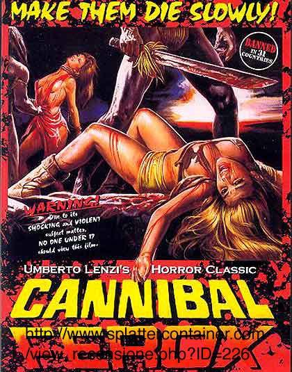 Cannibalism sex