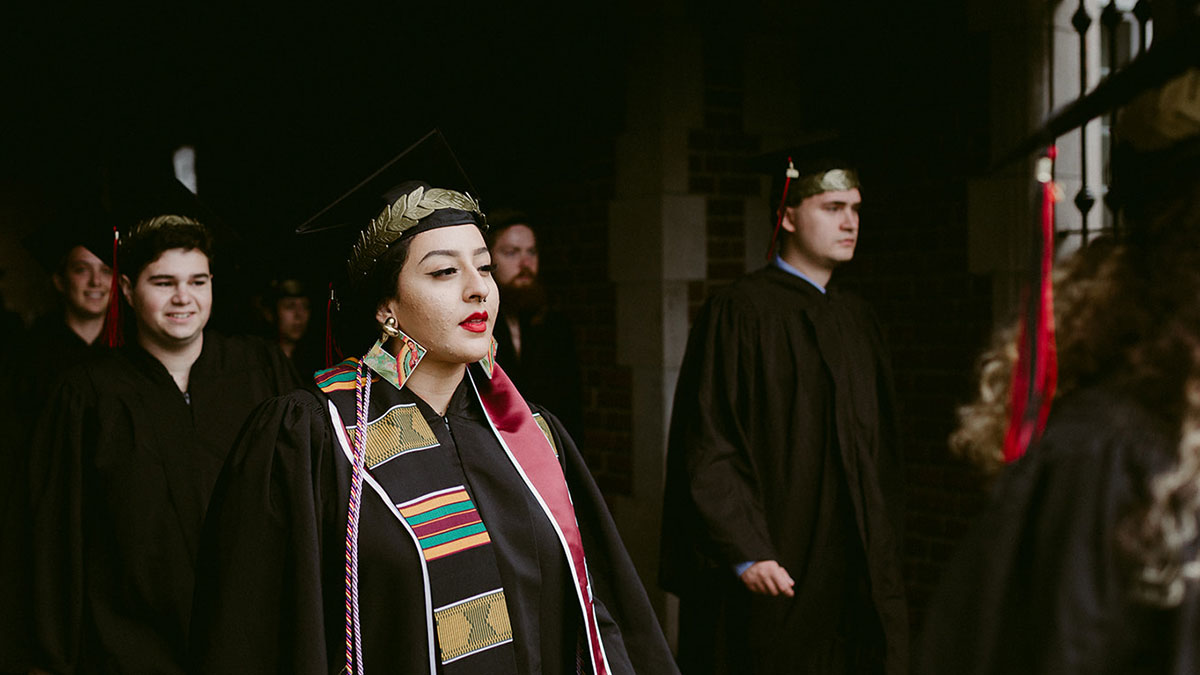 Reed College | Commencement | Class of 2012