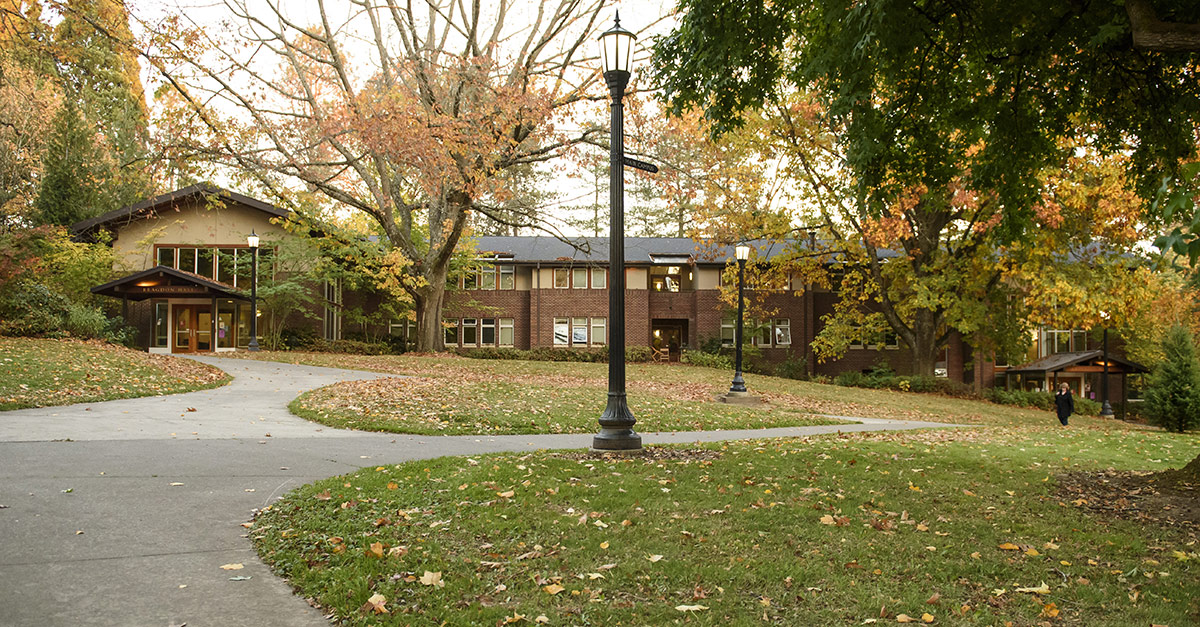 Reed College | Facilities Services | Bragdon Hall