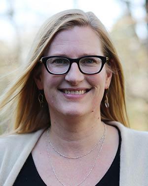 Dr. Kristin Scheible