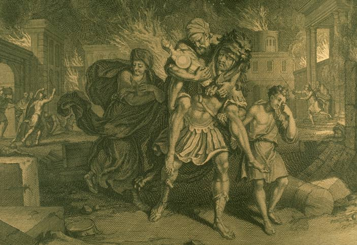 "an analysis of the character of aeneas in the aeneid by virgil Dido falls desperately in love with the aeneid's main character, aeneas documents similar to analysis classical modern treatment of virgil's ""aeneid."