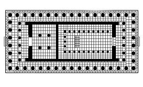 Greek Architecture Parthenon parthenonplan