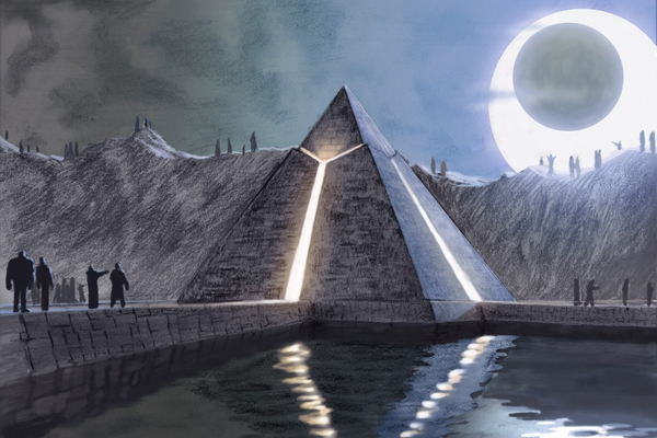Reed College | Reed Magazine | The Pyramid Conspiracy