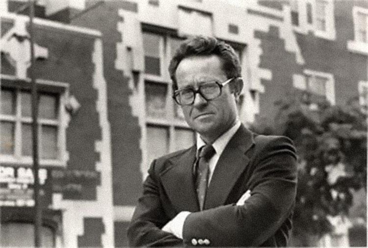 Gerald Suttles
