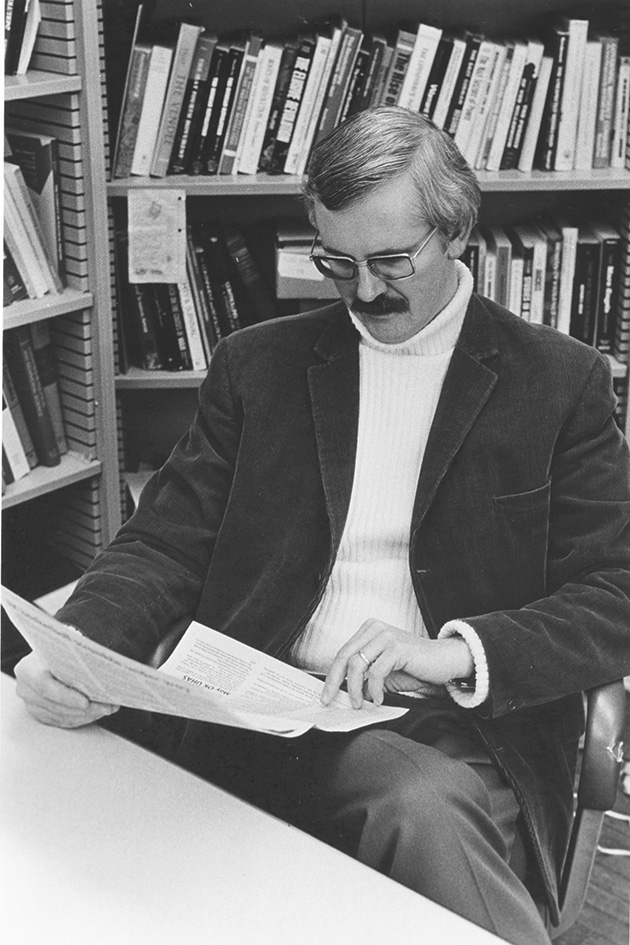 Ted Gurr Reading