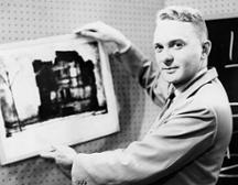 Photo of Joshua C. Taylor '39