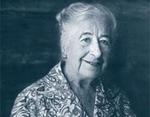 Photo of Margaret Thomas Murie '23