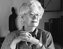Photo of Mary Barnard '32