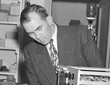Photo of Charles Vollum '36