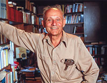Photo of Ladis Kristof '55