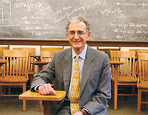 Photo of Lester Lave '60