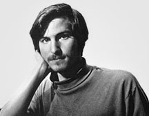 Photo of Steven Jobs '76