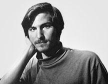 Photo of Steven Jobs '76
