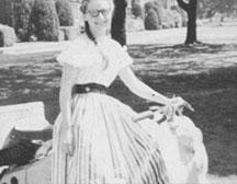 Photo of H. Jean Tibbets Thiebaux '57