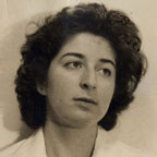 A picture of Hildegard Lamfrom