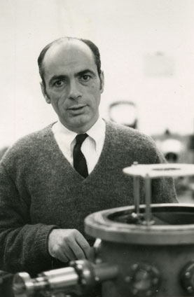 A picture of Jean Delord