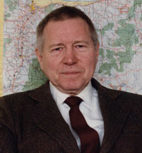 A picture of Eugene Snyder