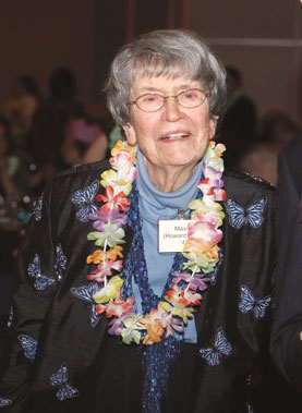A picture of Maxine Howard Crites