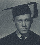 A picture of James Stamps in 1943