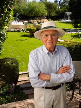 John Sperling '48, founder of the University of Phoenix