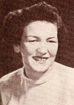 A picture of Inez Arend