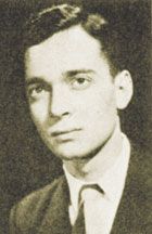 A picture of Elihu Bergman