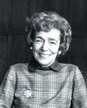 A picture of Jane Howard Mersereau