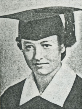 A picture of Jane Collier Anderson