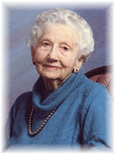 A picture of Margaret McGowan Mahan