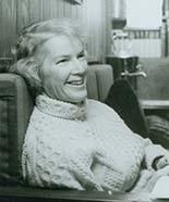 A picture of Cornelia LeBoutillier Eyre