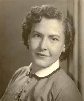 A picture of Barbara Donnell Stockley