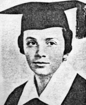 A picture of Harriette Akin Thompson