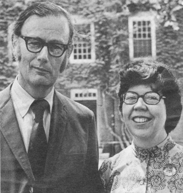 A picture of Wallace and Isobel Gamble MacCaffrey