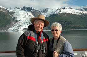 A picture of Jim and Dianne Fristrom