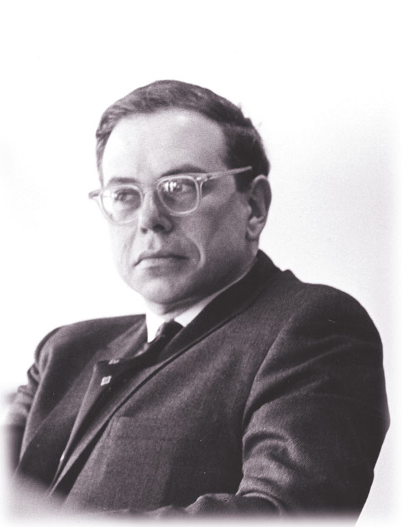 A picture of Victor Rosenblum