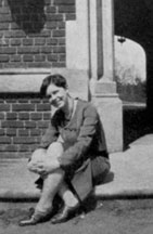 A picture of Marjorie Bessey Mulkey