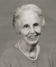 A picture of Mary Jackson Gibson