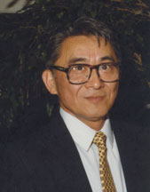 A picture of Thomas Fujita