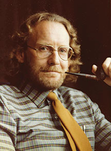 A picture of Professor Stephen Arch