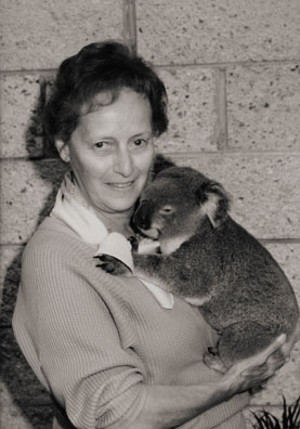 A picture of Estelle Asher Wertheimer
