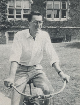 A picture of Allan Silverthorne
