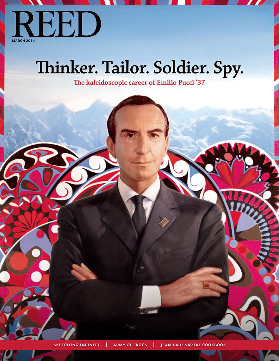 Thinker. Tailor. Soldier. Spy. | Reed Magazine