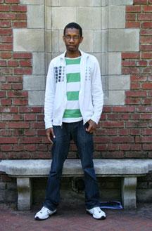 Desmond Rgwaringesu '14