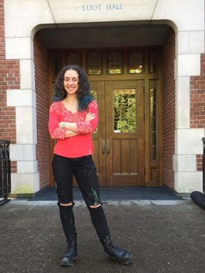 Rose Gonoud '17