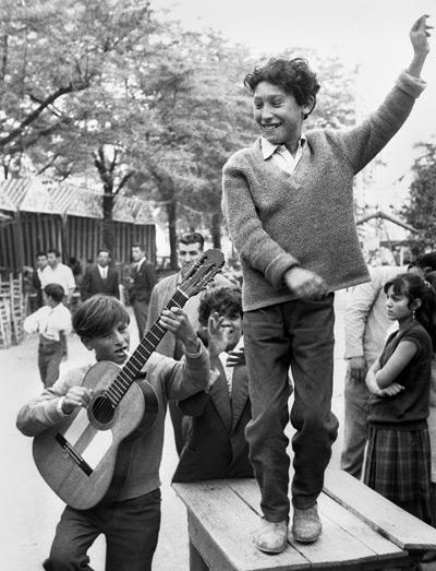 Le flamenco de l'ancien temps...retour aux sources. videos d'archives.. Kids
