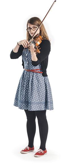 Kate Morics '14